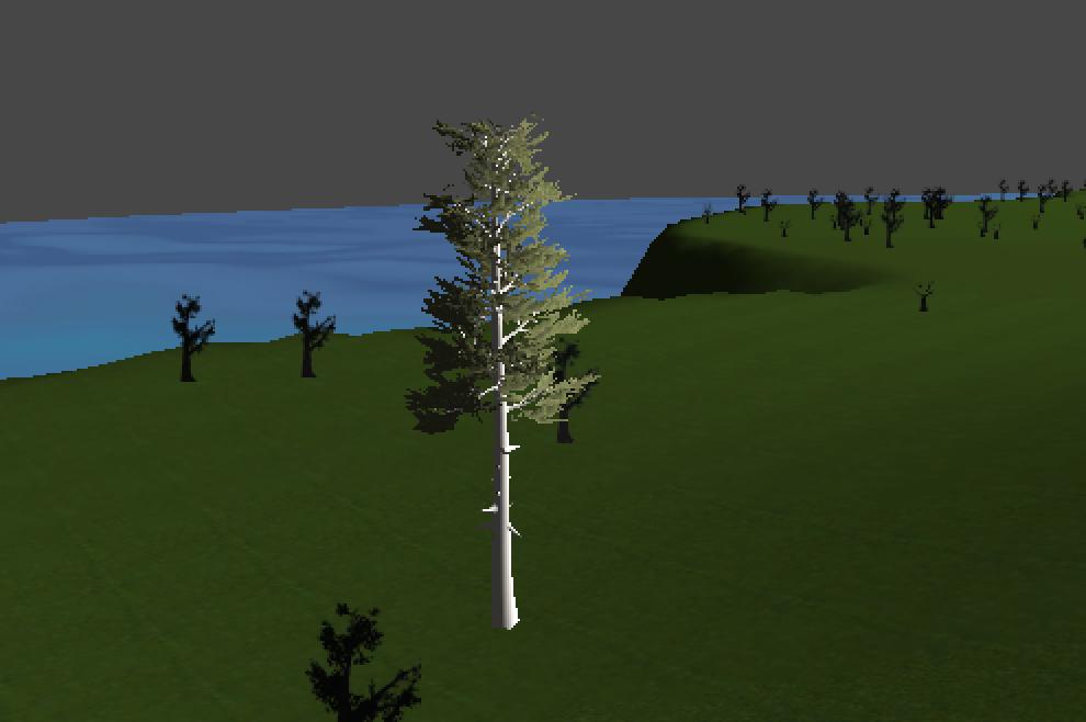 Speedtree Unity 5 0 Tree lighting issue - SpeedTree Forum